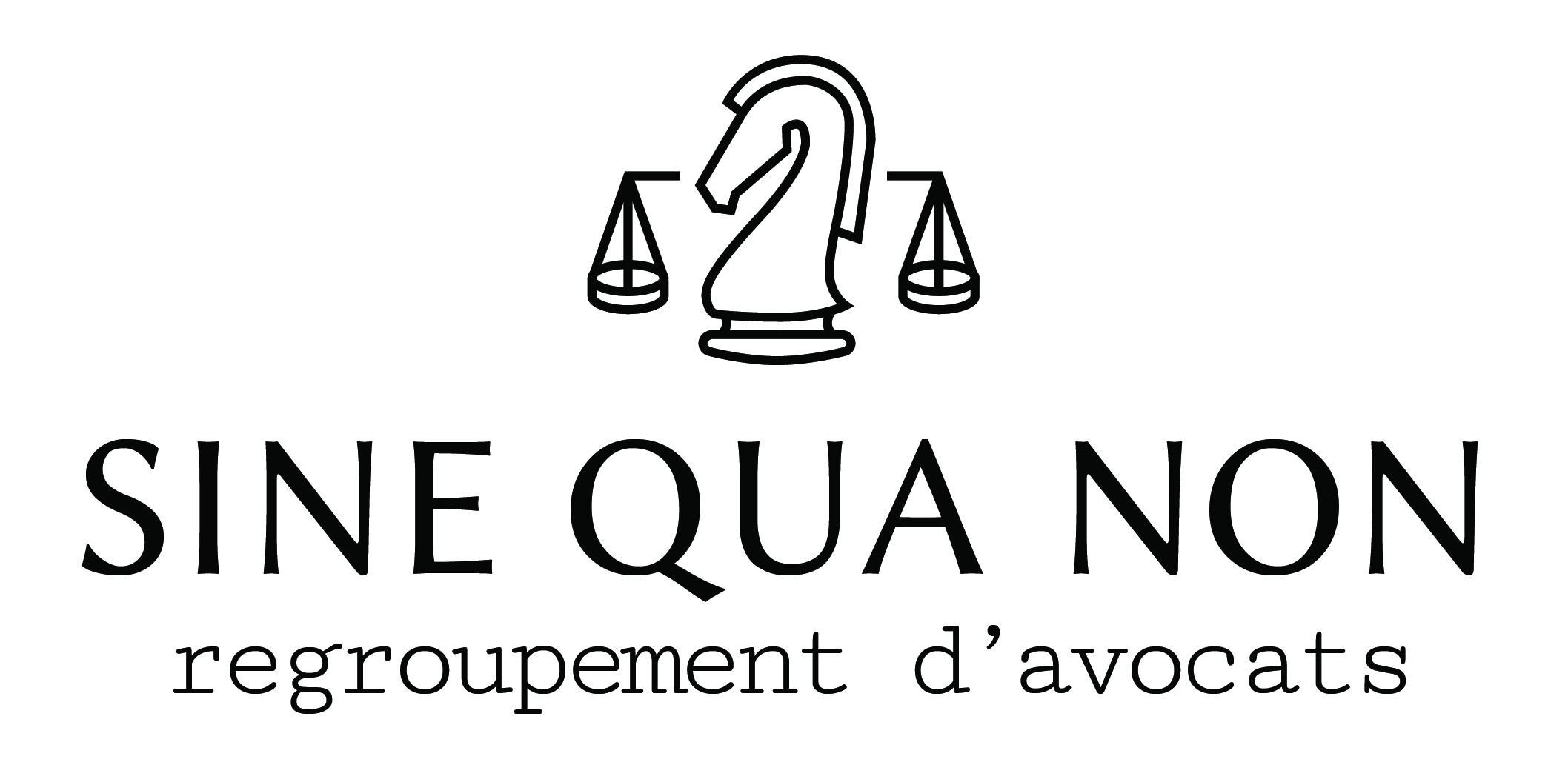 Sine Qua Non - regroupement d'avocats